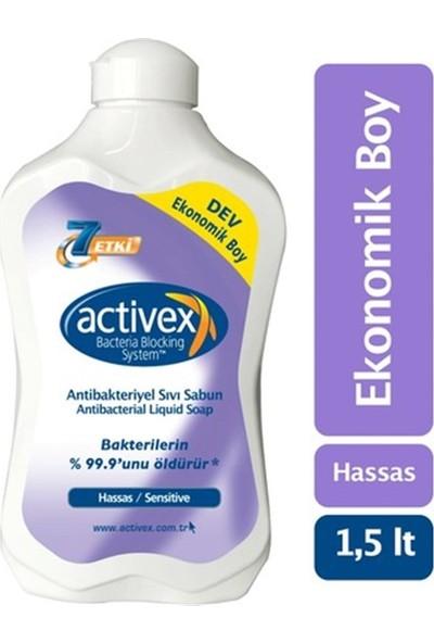 Activex Antibakteriyel Sabun Hassas Koruma 1500 ml