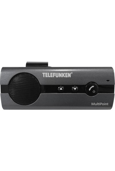 Telefunken Tlf-Bl25 Bluetooth Hands Free Araç Kiti