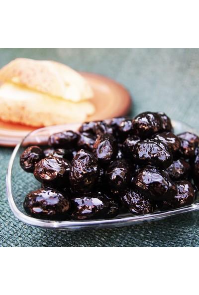 Köyceğiz'den Evinize Gelsin Siyah Az Tuzlu Sele Zeytini 1 kg