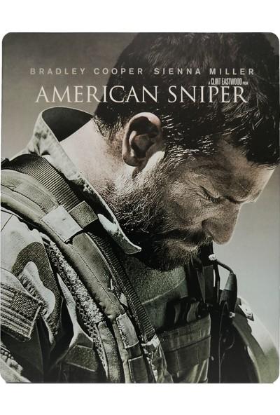 American Sniper - Keskin Nişancı- Bluray Limited Edition Steelbook