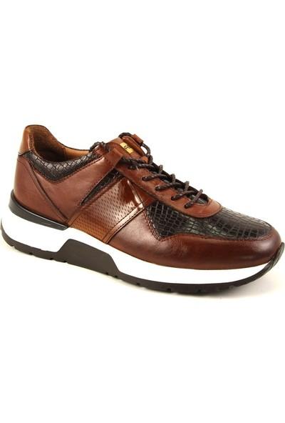 Forelli 42605 Erkek Kahve Deri Ayakkabı