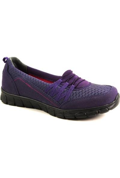 Forelli 61014 Kadın Mor Spor Ayakkabı