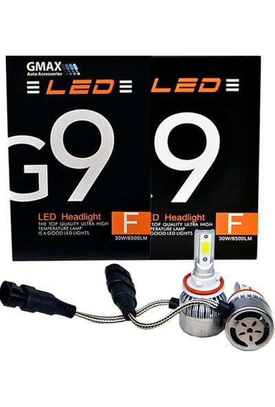 Hb4 H 9006 LED Xenon / Zenon Oto Far Aydınlatma Ampülü Beyaz Işık