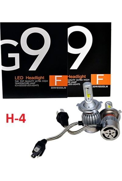 GMAX Led Xenon Far Ampulu H1 / H3 / H4 / H7 / H11 / 9005 / 9006