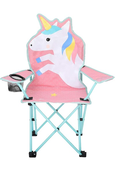 Caribbo Unicorn Çocuk Kamp Sandalyesi