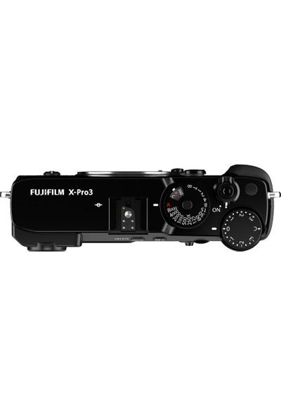 Fujifilm X-Pro 3 Gövde Siyah