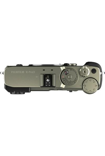 Fujifilm X-Pro 3 Gövde Dura Gümüş