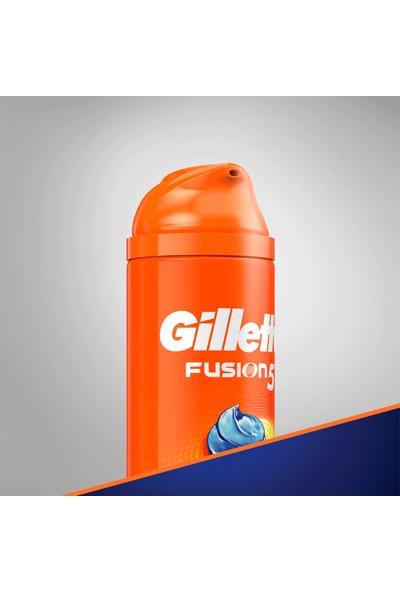 Gillette Fusion Serinletici 200 ml Tıraş Jeli