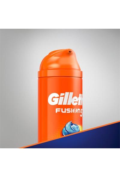 Gillette Fusion Nemlendirici 200 ml Tıraş Jeli