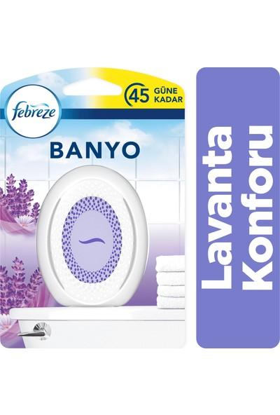 Febreze Hava Ferahlatıcı Banyo Oda Kokusu Lavanta