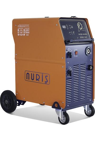 Nuriş MIG/MAG 350NC Kaynak Makinesi