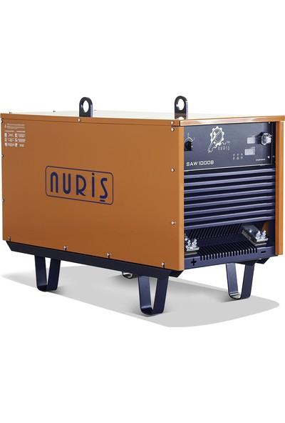 Nuriş SAW-1000 Toz Altı Kaynak Makinesi