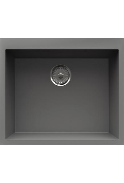 Real Granit Eviye - Gri - K001-G