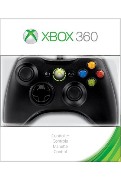 Microsoft Xbox 360 Pc Uyumlu Wired Kablolu Oyun Kolu Controller