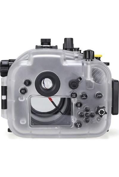 Seafrogs Panasonic Gh5 Uyumlu Housing Sualtı Kamera Kabı