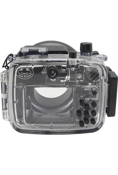 Seafrogs RX100 Vı Hosuing Sony DSC-RX100 Vı Sualtı Kabı