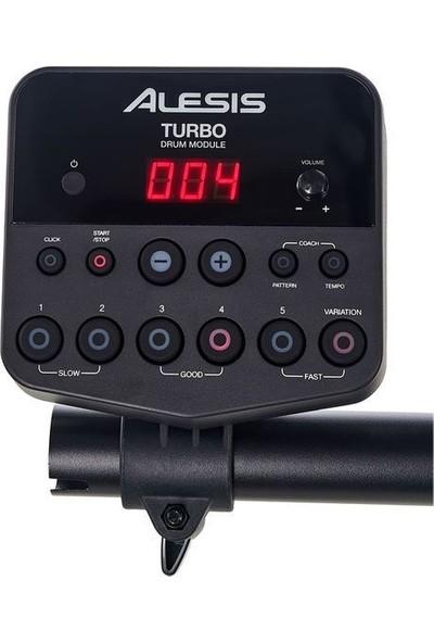Alesis Turbo Mesh Kıt Elektronik Davul Seti