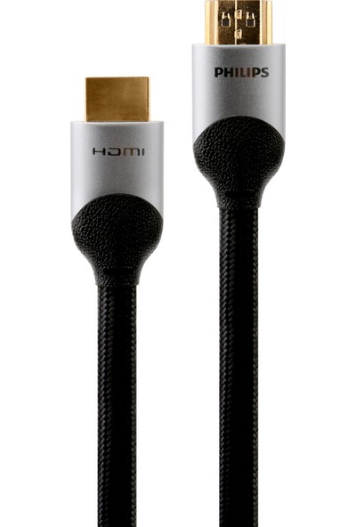 Philips SWL6122C/93 Premium HDMI Kablo 4K 60HZ 18G Bps 3D UHD HDR10+