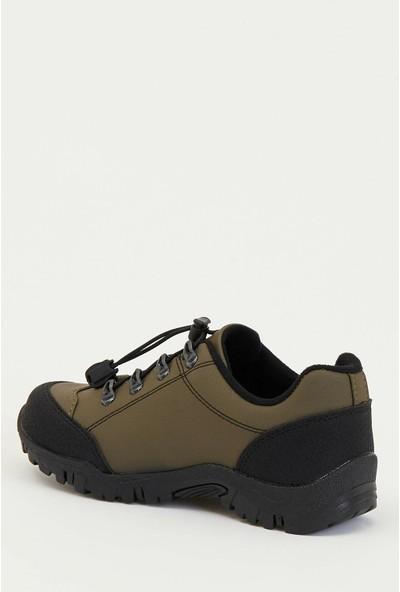 Defacto Erkek Çocuk Bağcıklı Trekking Ayakkabısı