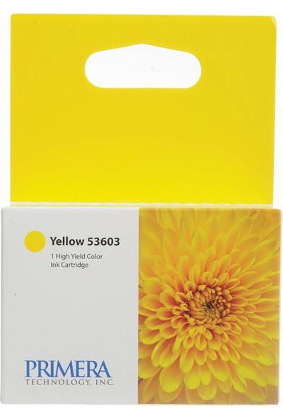 Primera 53603 Sarı Kartuş