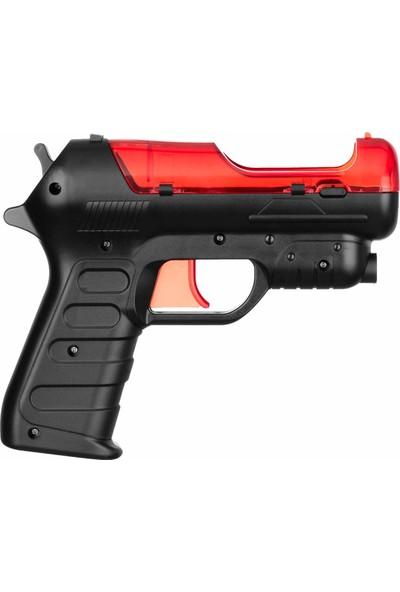 Dobe Tasco Sony PS3 Move Pistol Tabanca Lisanslı Ürün PS4 PS3 Uyumlu