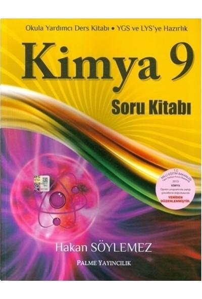 Palme Yayıncılık Kimya 9. Sınıf Soru Bankası