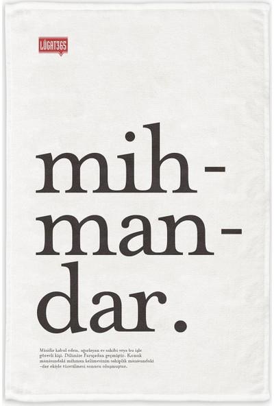 LÛGAT365 Mihmandar Mutfak Havlusu