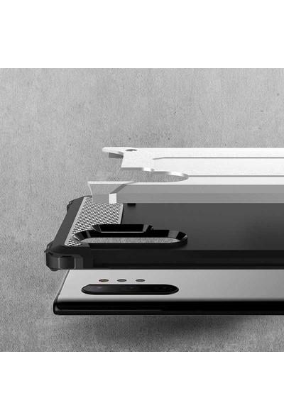 89 Go Xiaomi Mi 5X Çift Katmanlı Crash Tank Kılıf Rose Gold
