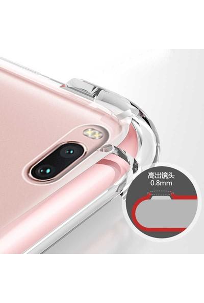 89 Go Xiaomi Mi 5X Nitro Anti Shock Silikon Kılıf Şeffaf
