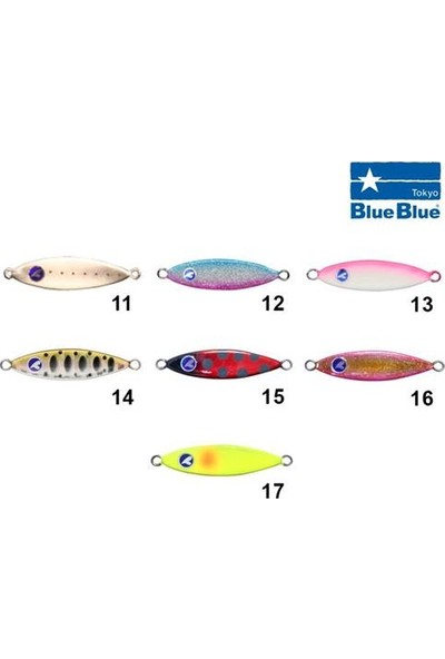 Blue Blue Searide Mini 9Gr Jig Yem