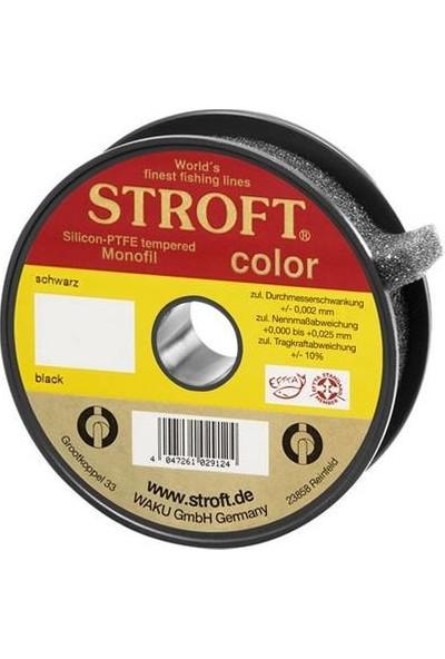 Stroft Color-S 300M Siyah Misina