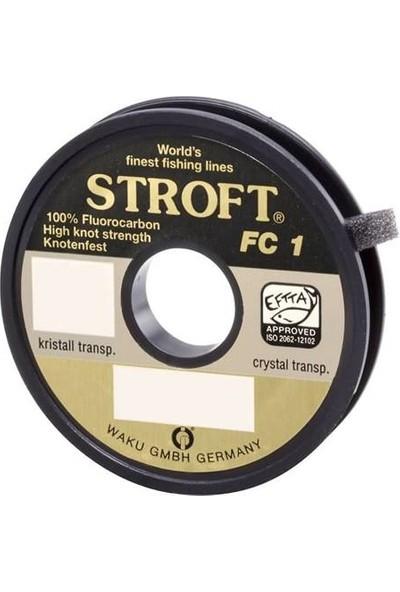 Stroft Fc1 25M Fluorocarbon Misina