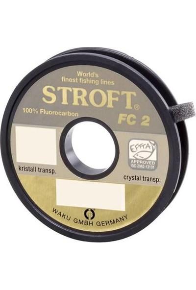 Stroft Fc2 50M Fluorocarbon Misina