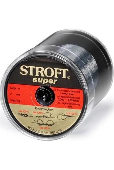 Stroft Super 200M Monoflament Misina