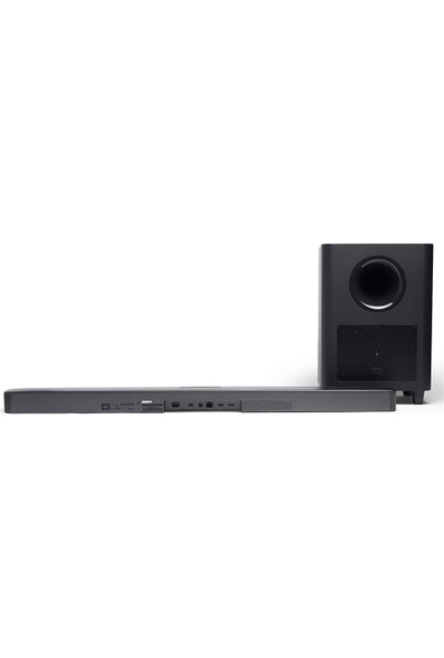Jbl Bar 5.1 Surround 4K 550W Virtual Soundbar ve Wireless Subwoofer