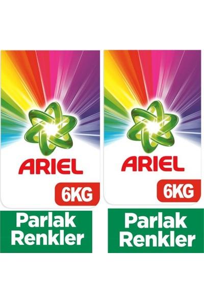 Ariel Parlak Renkler 6 + 6 kg