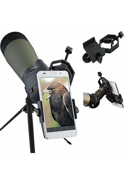 Bushman Dürbün Teleskop Telefon Aparatı