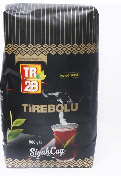Amber Tr 28 Eynesil Amber 1000 Gr Siyah Çay