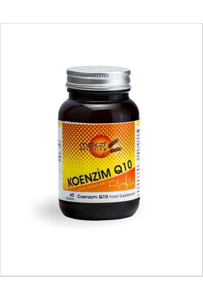 Meka Nutrition Koenzym Q10 125 mg 60 Tablet