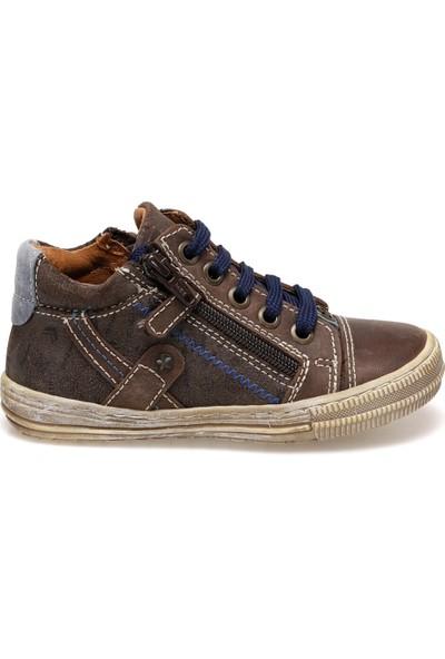 Kifidis Melania Hakiki Kahverengi Erkek Çocuk Ayakkabı
