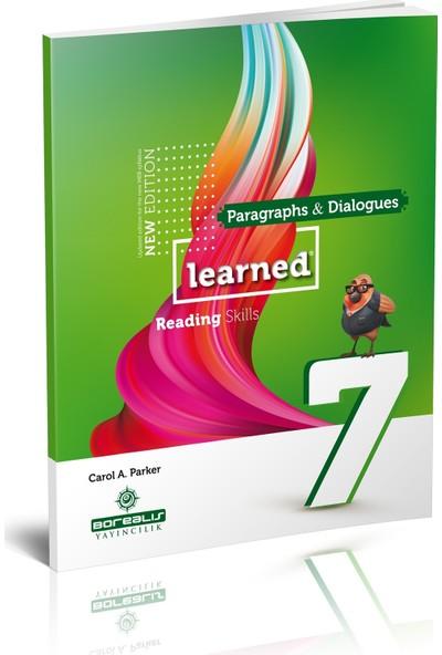 Borealis Yayınları Learned 7. Sınıf ParagraphsDialougues