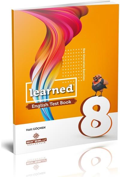 Borealis Yayınları Learned 8Test Book / Yeni Nesil Sorular