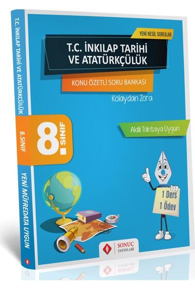 Sonuç Yayınları 8.Sınıf İnkılap Tarihi Ve Atatürkçülük Set