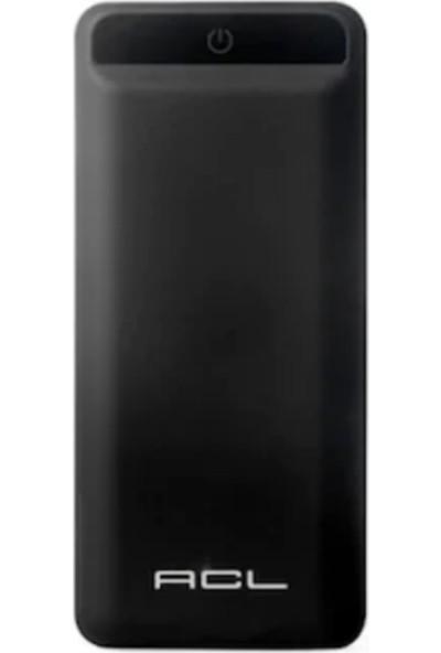 Acl 30000 Mah Powerbank 2.1 A Hızlı Şarj