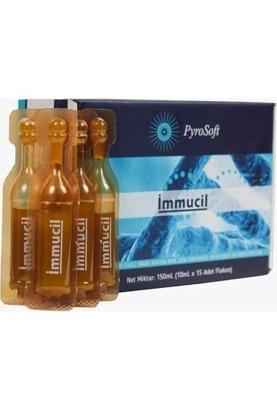 Pyrosoft Immucil Flakon 15X10ML