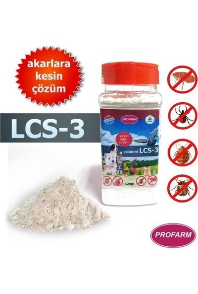 Profarm Lcs 3 Dış Parazit Toz 120 gr