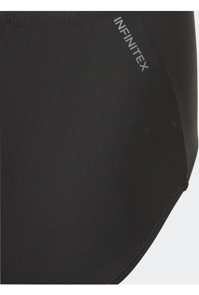 adidas Siyah Kız Çocuk Mayosu Dy5923 Fit Suit Sol Y