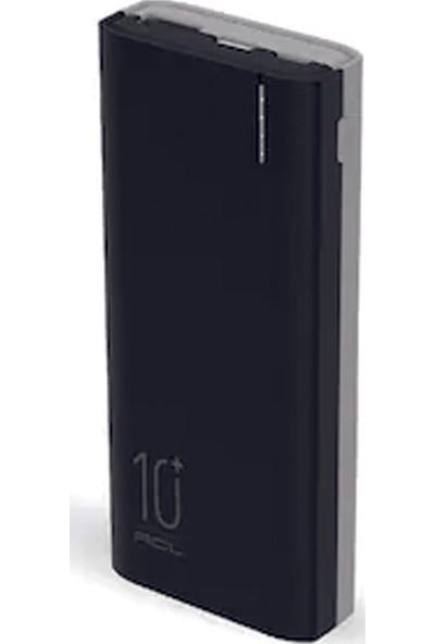 Acl SlimmiePower™ 10.000 mAh Taşınabilir Şarj Cİhazı - Siyah