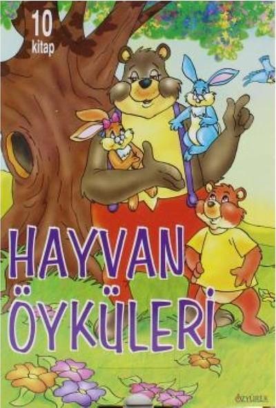 Özyürek Hayvan Öyküleri 2. Sınıf 10 Kitap - Osman Yalçın