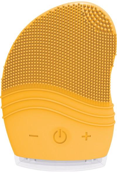 Polosmart PSC03 Sonic Titreşimli Yüz Temizleme Cihazı - Turuncu